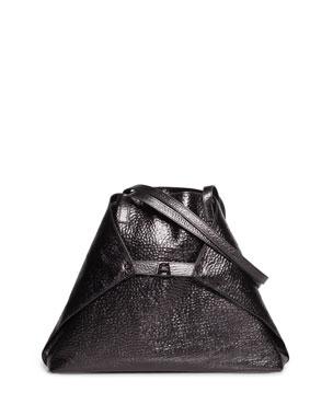 135e561cb0d7 Akris Al Medium Nubuck Top Handle Bag