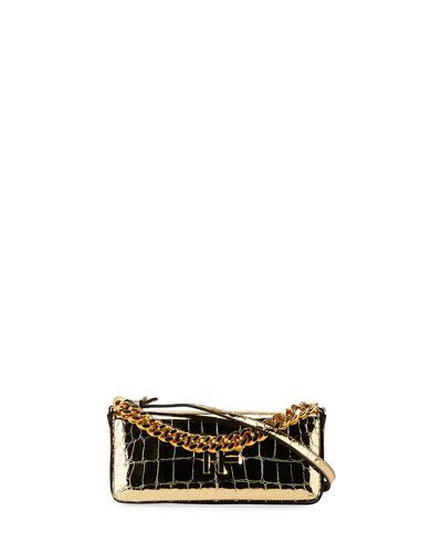 TF Mini Baguette Clutch Bag