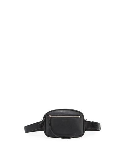 Captain Smooth Leather Belt Bag