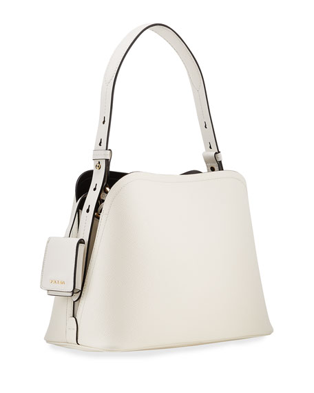 Prada Small Matinee Top-Handle Tote