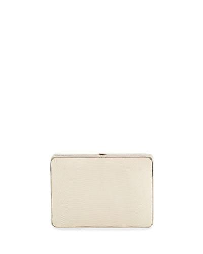 Small Soft Flap Clutch Bag