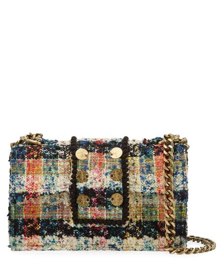 Kooreloo Soho Tweed Shoulder Bag