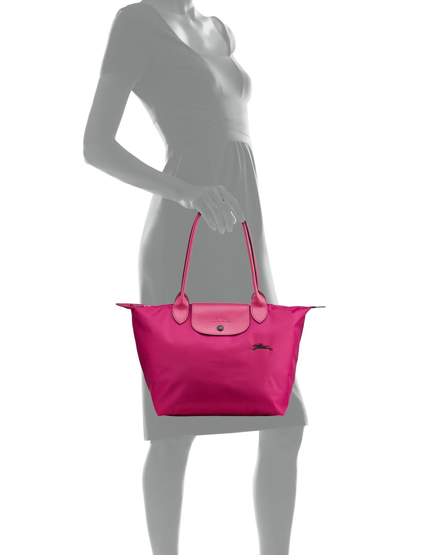 Le Pliage Club Small Shoulder Tote Bag