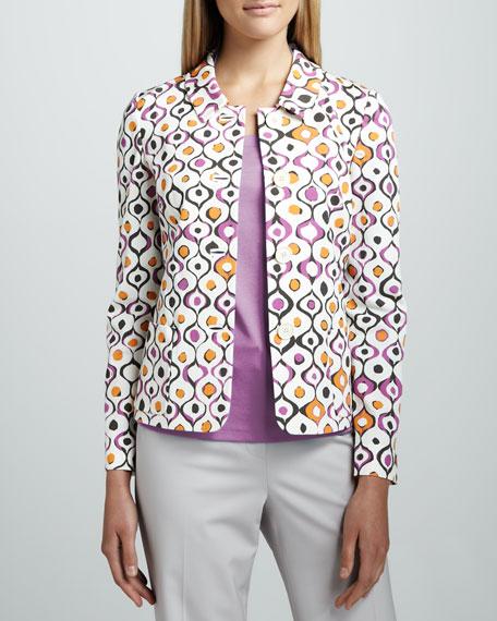 Indie Printed Jacket