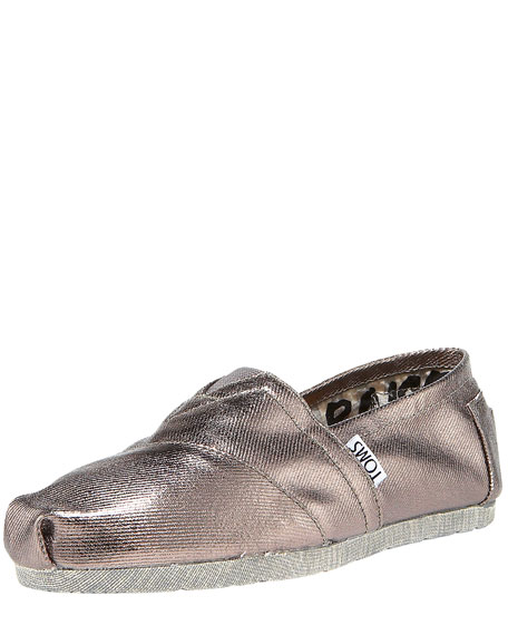 Bennet Metallic Slip-On