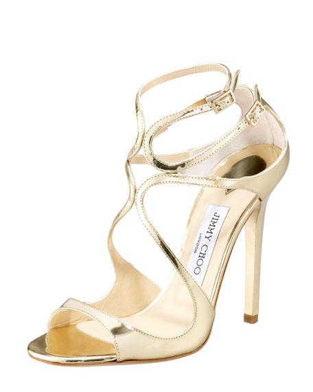 Lance Wavy Strap Sandal
