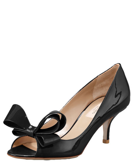 Couture Bow Pump