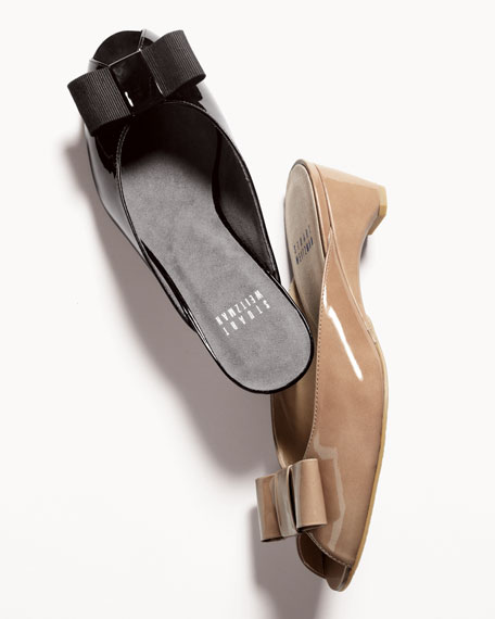Patent Low-Wedge Mule