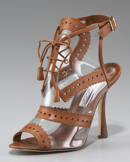 Oxford Illusion Sandal