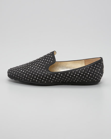 Wheel Studded Smoking Slipper