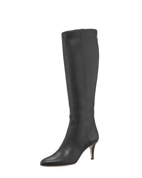 Jimmy Choo Gem Leather Boot