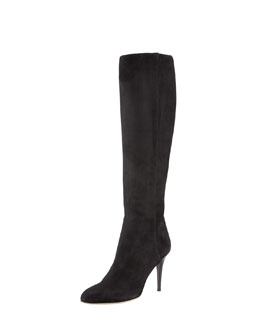 Jimmy Choo Grand Suede Boot