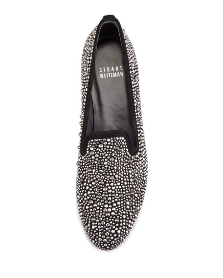 Slipbead Studded Smoking Slipper