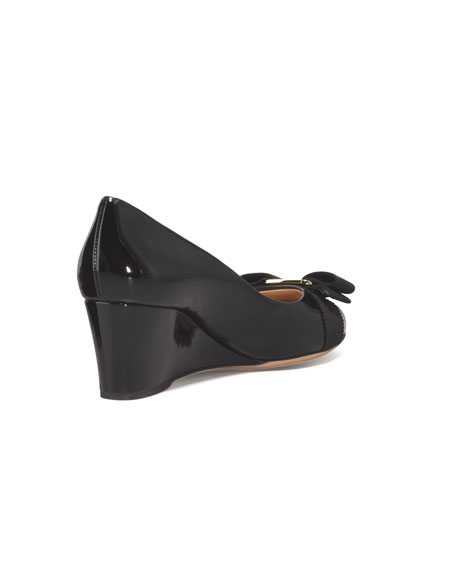 Mid-Wedge Pump, Black