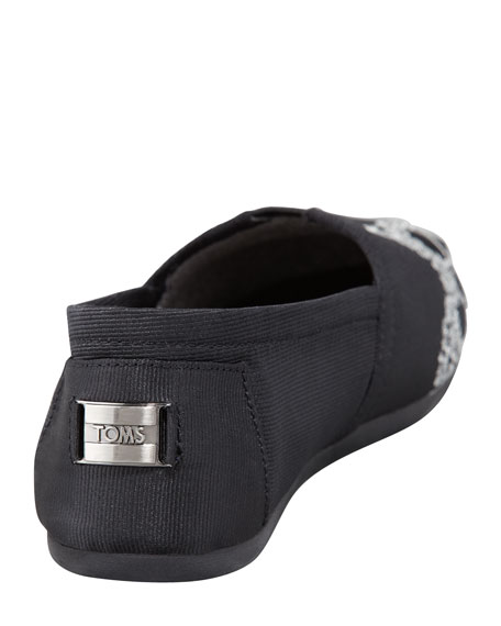 Touch Toe Butterfly Slip-On