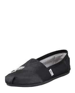 TOMS Touch Toe Butterfly Slip-On