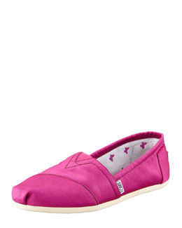 TOMS Rowan Grosgrain Slip-On, Pink