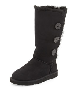 UGG Australia Bailey Button Tall Boot, Black