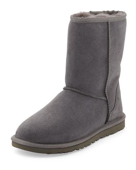 Classic Short Boot, Gray