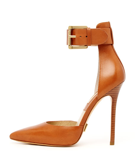 Adelaide Ankle-Strap Pump