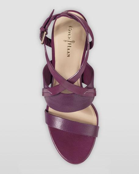 Pelham Wedge Sandal, Winery