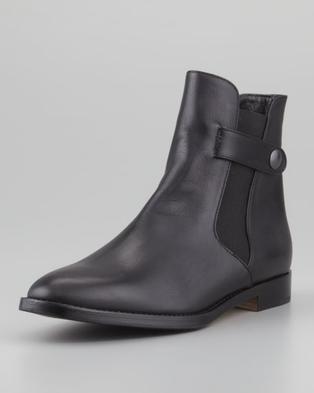 Trudipla Chelsea Ankle Boot, Black