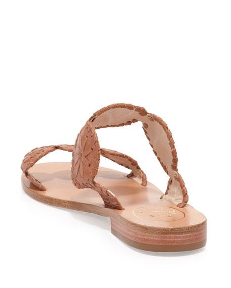 Lauren Double-Strap Sandal