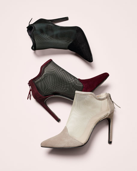 Escort Naked Ankle Bootie, Fossil
