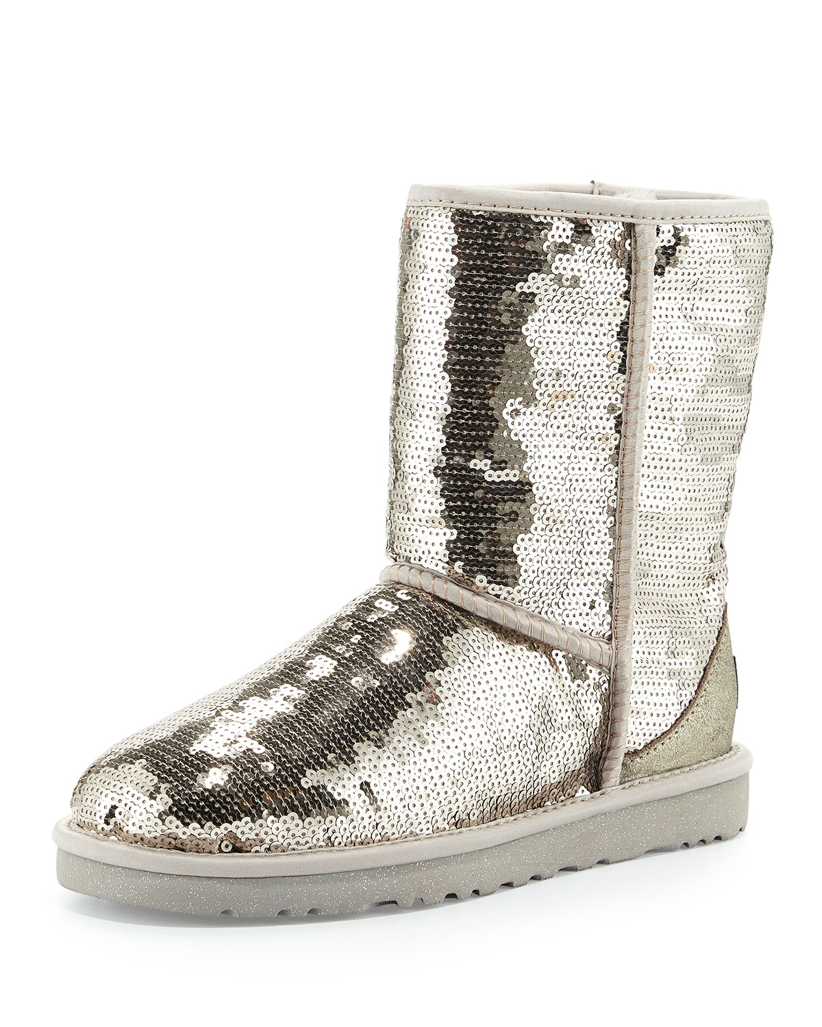 ff7c09529f0 UGG Classic Short Sparkles Boot