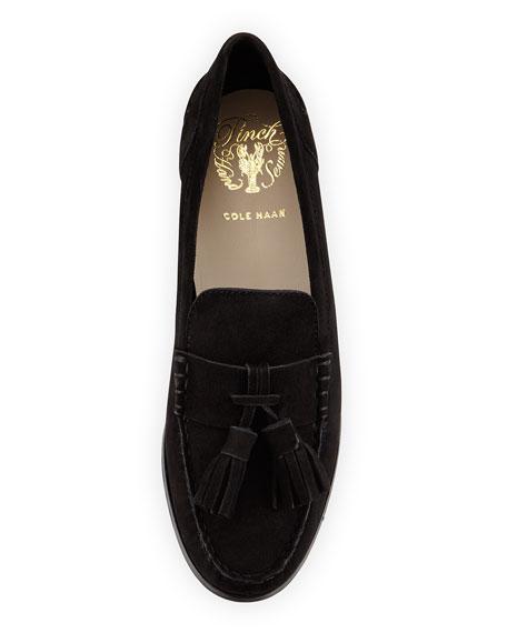 Pinch GRAND O/S Tassel Loafer, Black