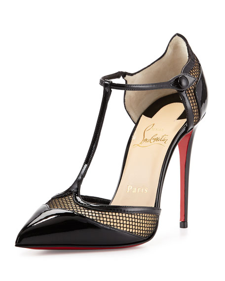 Christian Louboutin Miss Early Patent 100mm Red Sole