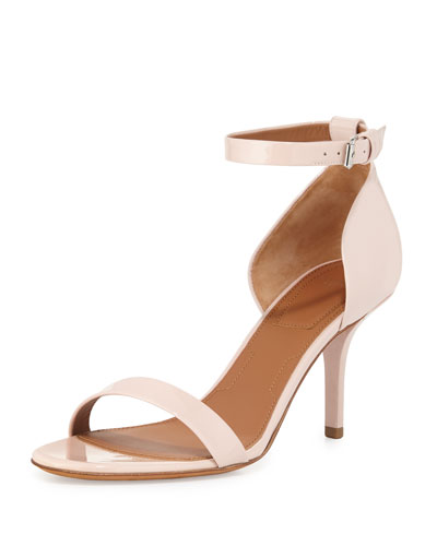 Petra Patent d'Orsay Sandal, Nude