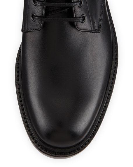 Lolita Leather Ranger Boot, Black