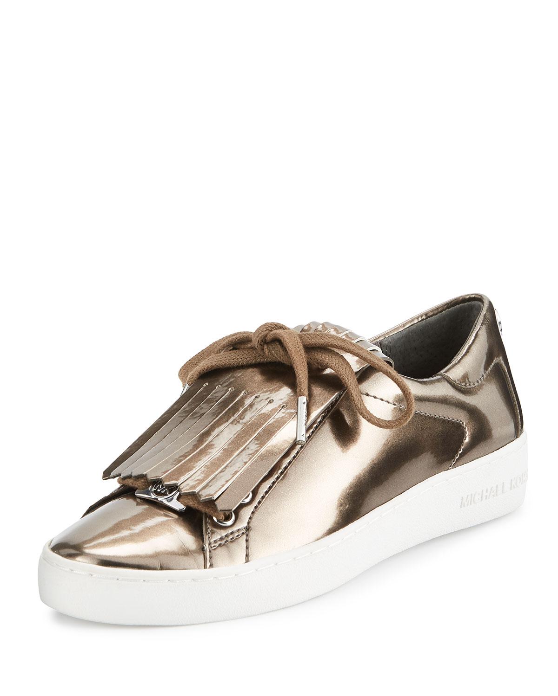 4f3364d4f89d MICHAEL Michael Kors Keaton Kiltie Metallic Sneaker