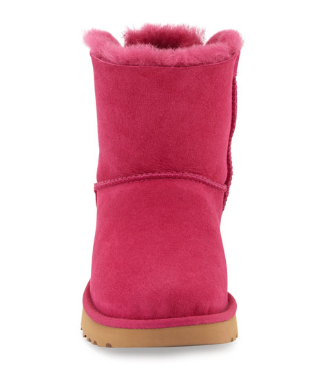 Mini Bailey Bow II Shearling Fur Boot
