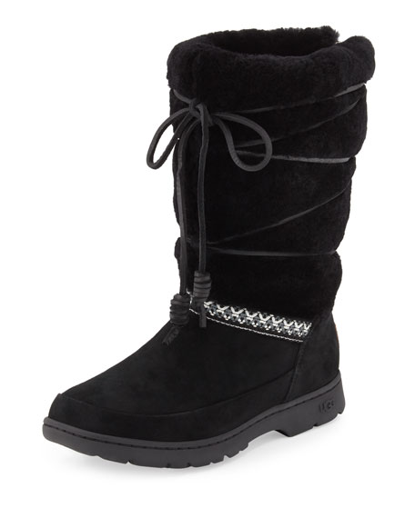 Maxie Lace-Up Weatherproof Boot
