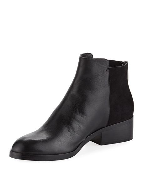 Cole Haan Elion Grand.OS Leather & Suede Bootie,