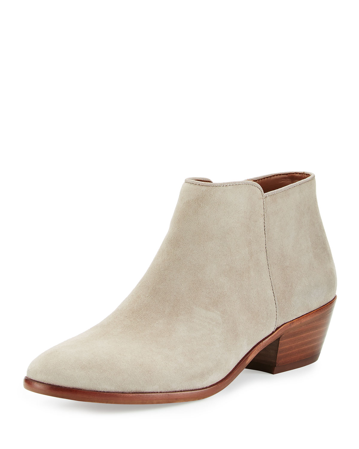 a7f042aacf18 Sam Edelman Petty Suede Ankle Boot