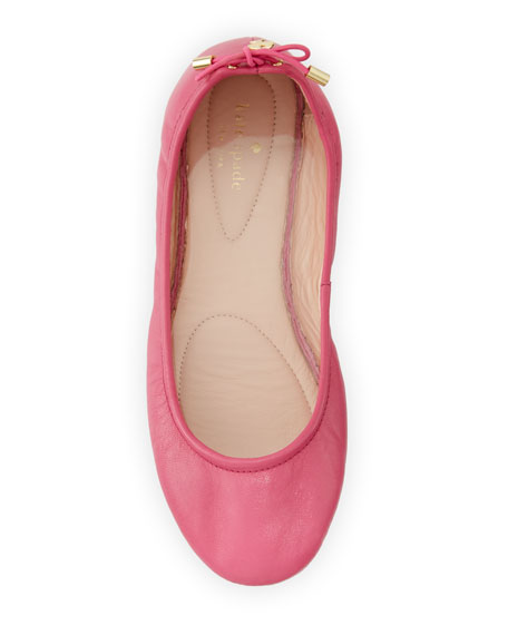 globe packable Ballet Flat