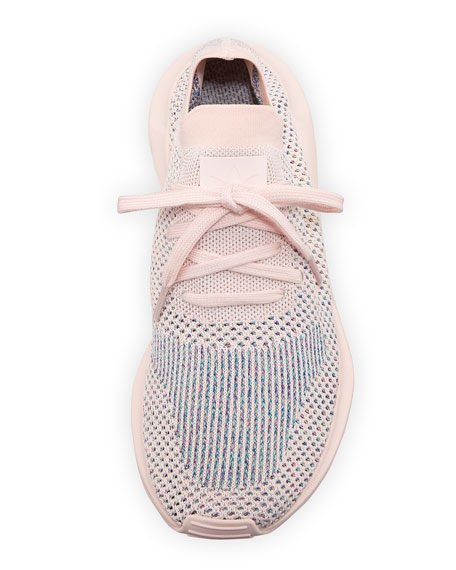 Swift Run Pk Knit Trainer Sneaker, Light Pink