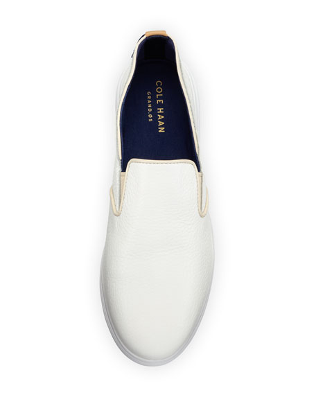 Ella Grand 2 Slip-On Sneaker, White