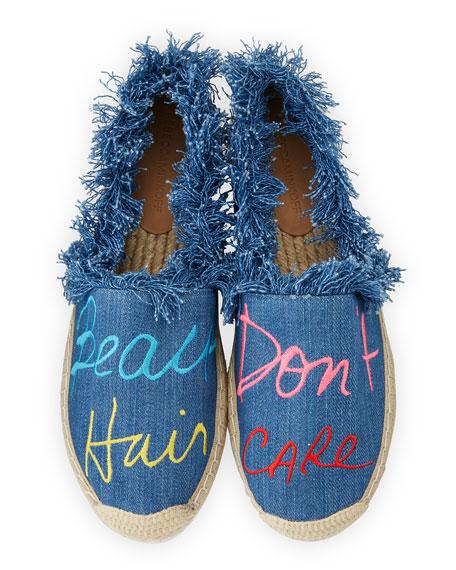 Rebecca Minkoff Baylee Beach Hair Espadrille