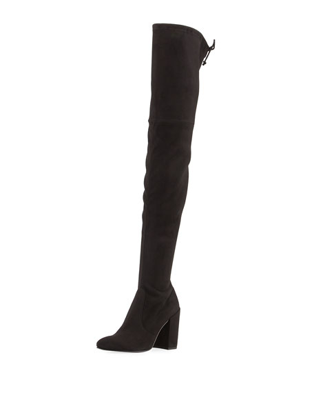 Stuart Weitzman Alllegsbigger Ultrastretch Over-the-Knee Boot