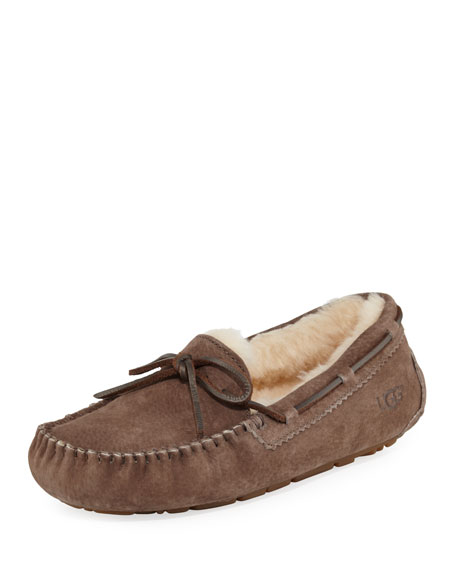 UGG Dakota Metallic Suede Slipper