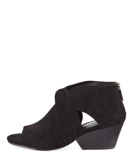 Anise Knotted Wedge Sandal