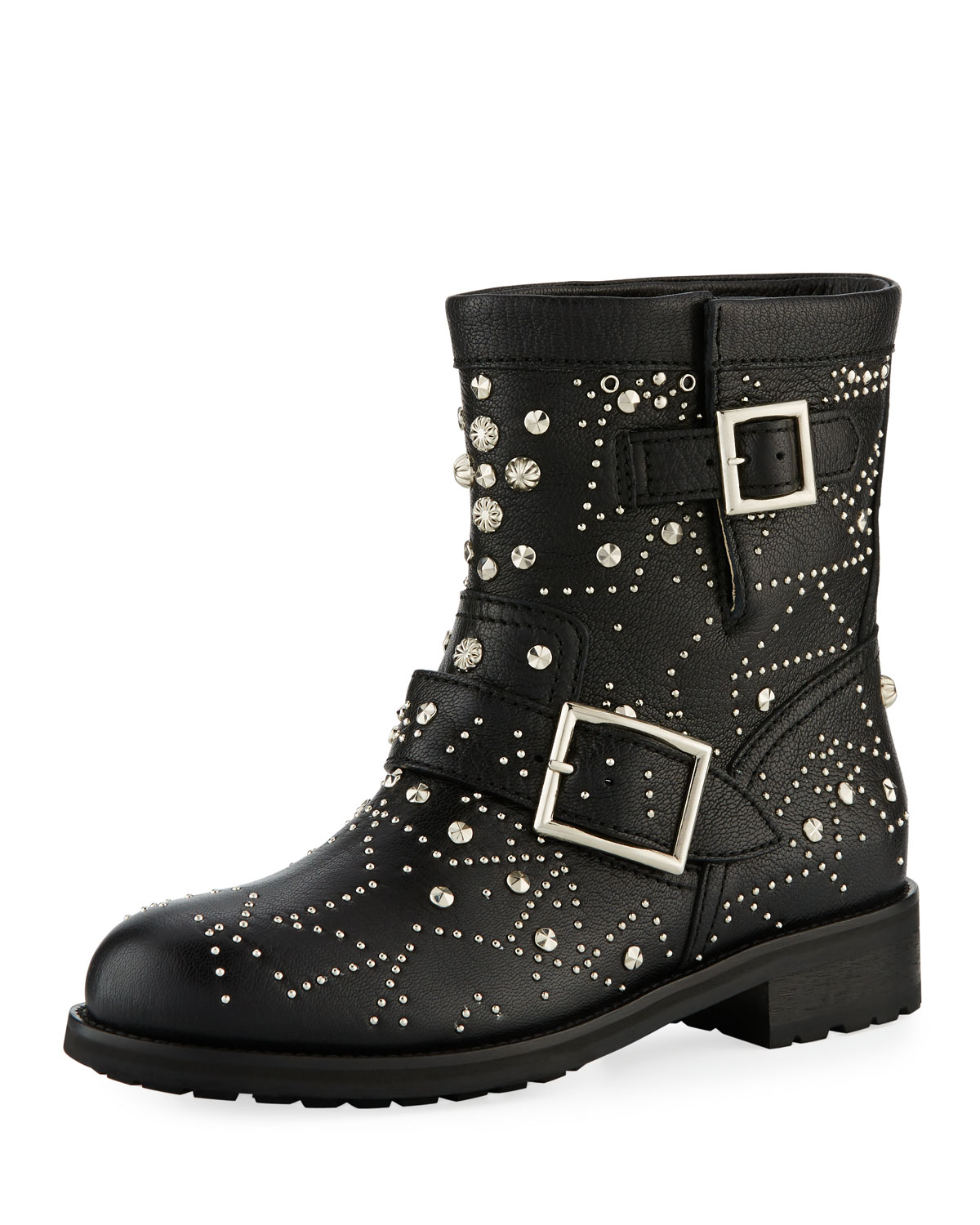 Golden Goose Black Willow Stud Boot Nt735