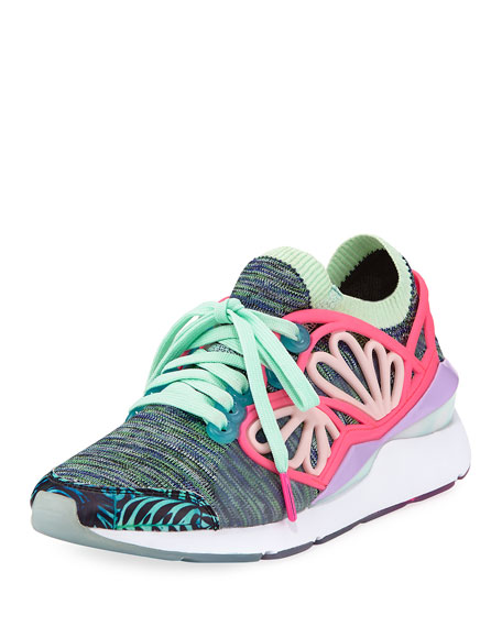 Puma x Sophia Webster Pearl Cage Graphic Knit