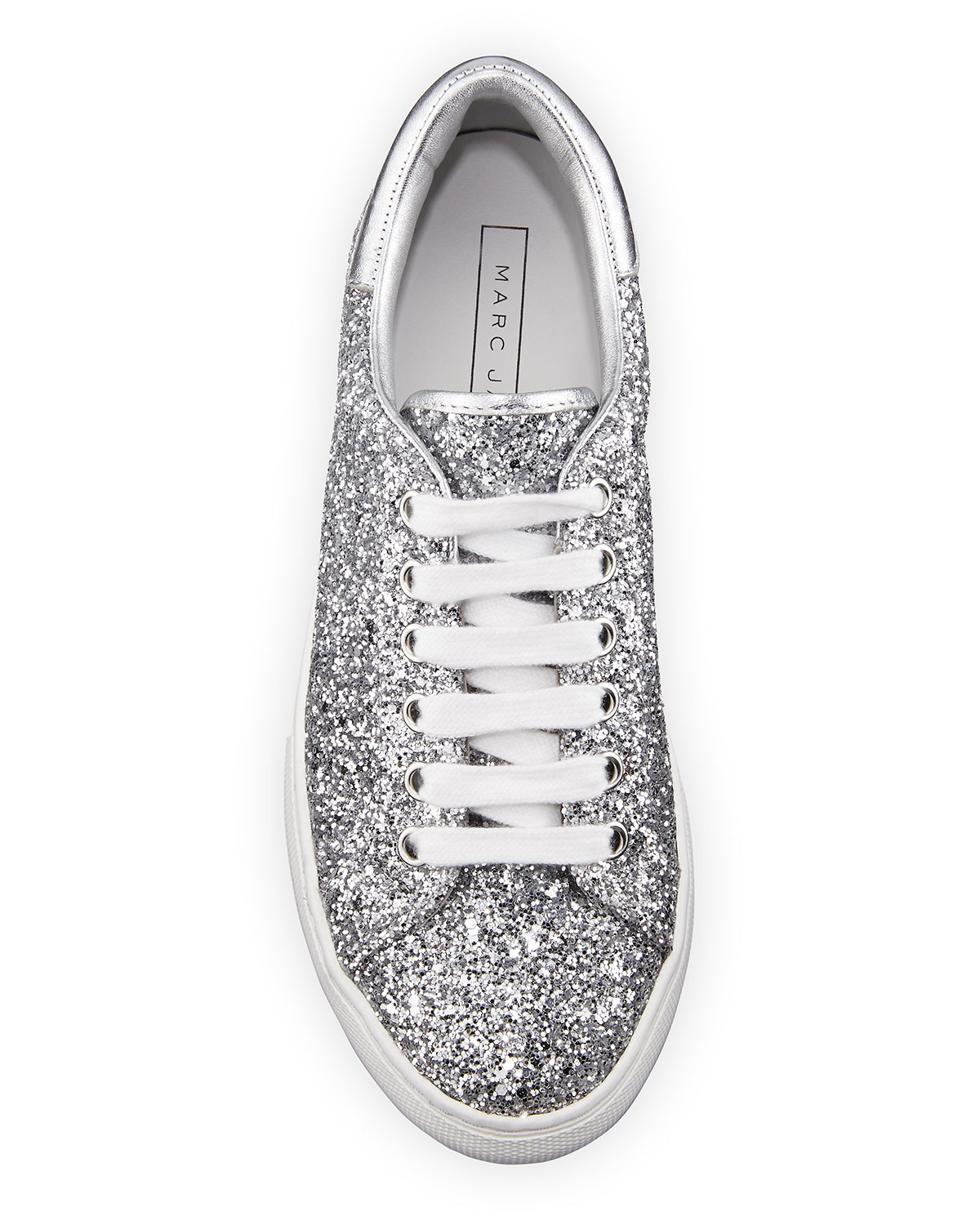 marc jacobs glitter sneakers