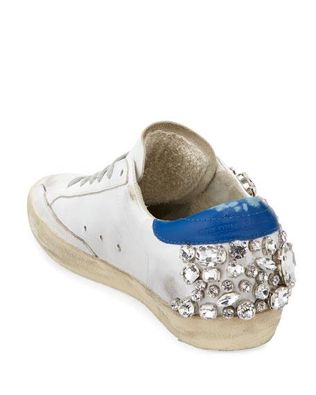 Golden Goose Superstar Embellished Star Sneaker