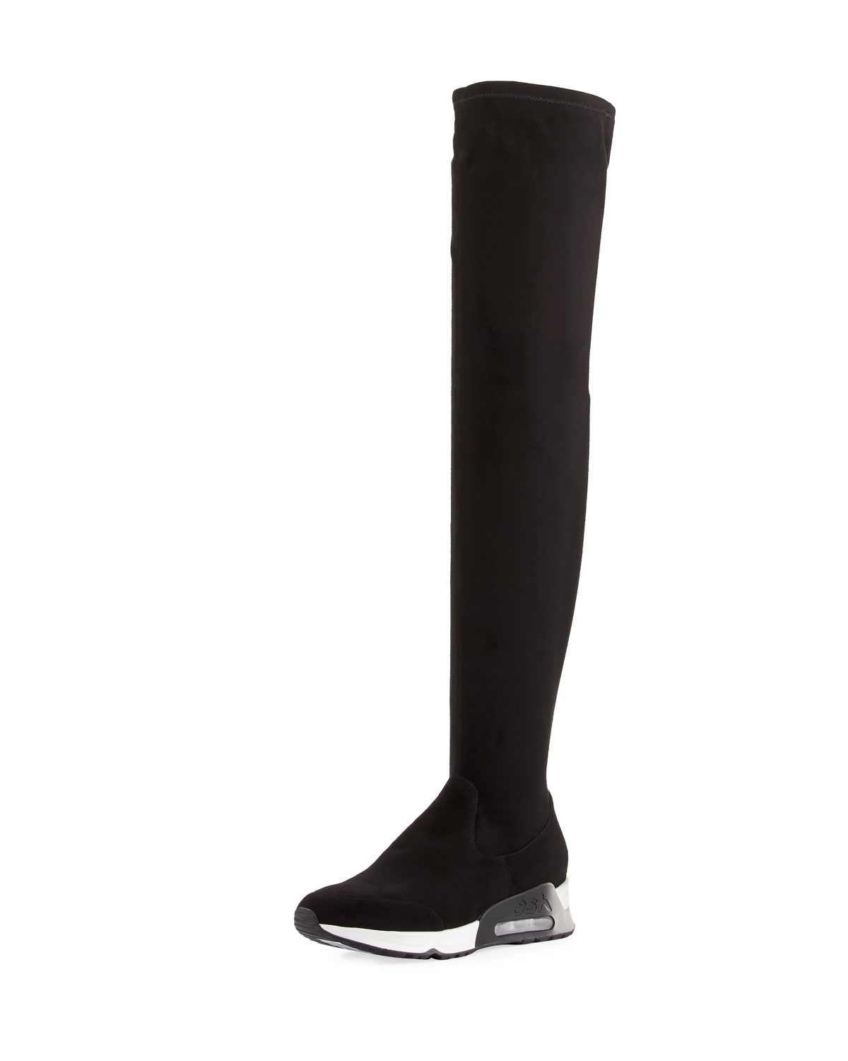 Ash Limited Over-the-Knee Sneaker Boot